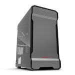 Phanteks Enthoo Evolv mATX Micro Tower Anthracite, Gray