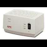 APC LE600 Line-R limitador de tensión 4 salidas AC 120 V 1,9 m Beige