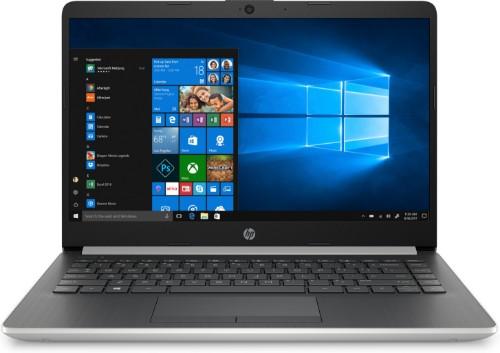 "HP 14-dk0008na Silver Notebook 35.6 cm (14"") 1920 x 1080 pixels AMD Ryzen 5 3500U 8 GB DDR4-SDRAM 512 GB SSD Windows 10 Home"