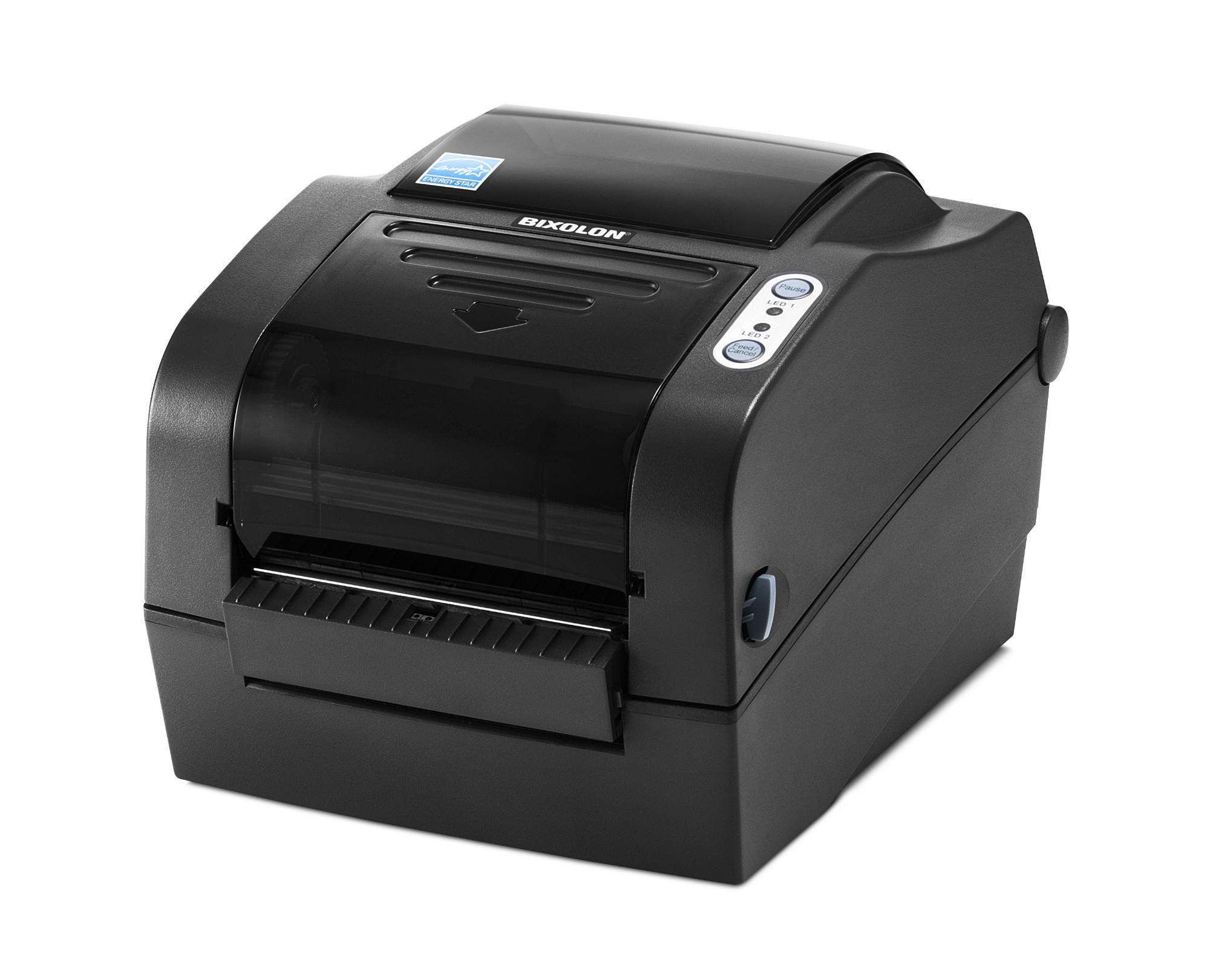 Bixolon SLP-TX420G impresora de etiquetas Térmica directa / transferencia térmica 203 x 203 DPI Alámbrico