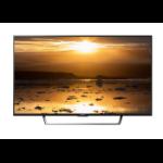 "Sony KDL-43WE753BU 43"" Full HD Smart TV Wi-Fi Black, Silver LED TV"