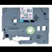 Brother TZE-MPPH31 cinta para impresora de etiquetas Negro sobre rosa
