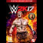 2K WWE 2K17 Digital Deluxe Edition PC Deluxe PC Videospiel