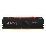 Kingston Technology FURY Beast RGB memory module 16 GB 1 x 16 GB DDR4 2666 MHz