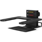 New Genuine Kensington Adjustable Laptop Stand With Smartfit Black