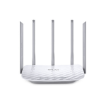 TP-LINK Archer C60 wireless router Dual-band (2.4 GHz / 5 GHz) Fast Ethernet White