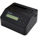 "StarTech.com Standalone Drive Eraser and Dock for 2.5""/3.5"" SATA Drives - USB 3.0 - 4Kn Support SDOCK1EU3P2"