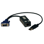Tripp Lite NetCommander USB Server Interface Unit (SIU) - Single