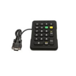 Honeywell 9000161KEYBRD numeric keypad USB Black