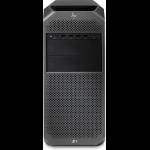HP Z4 G4 Intel® Xeon® W-2135 32 GB DDR4-SDRAM 512 GB SSD Negro Mini Tower Puesto de trabajo