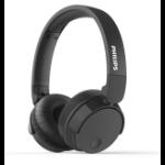 Philips TABH305BK/00 headphones/headset Head-band Bluetooth Black