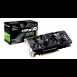 Inno3D N106F-5SDN-N5GS GeForce GTX 1060 6GB GDDR5 graphics card