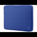 "HP 29.46 cm (11.6"") Spectrum Blue Sleeve"