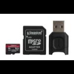 Kingston Technology Canvas React Plus memory card 64 GB MicroSD Class 10 UHS-II