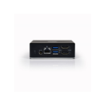 Port Designs 901908 interface hub USB 3.2 Gen 1 (3.1 Gen 1) Type-C Black