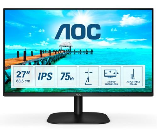 AOC B2 27B2DA LED display 68.6 cm (27