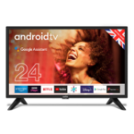 "Cello C2420G TV 61 cm (24"") HD Smart TV Black"
