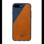 "Native Union CLIC Wooden mobile phone case 14 cm (5.5"") Cover Blue"