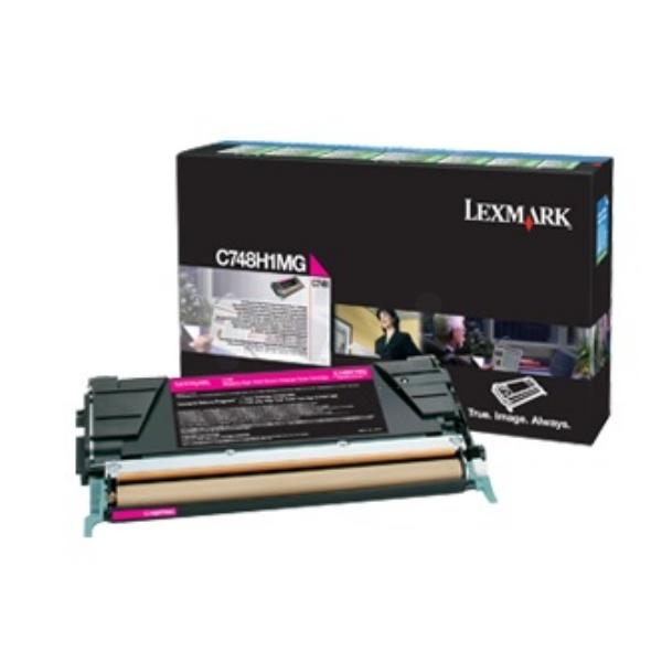 Lexmark C748H3MG Toner magenta, 10K pages