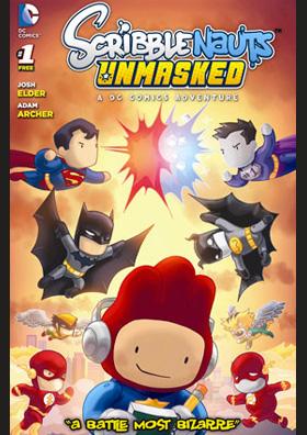 Nexway Act Key/Scribblenauts Unmasked:DC Comics vídeo juego PC Español