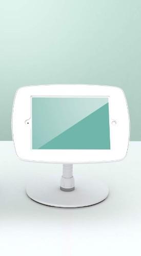 """Bouncepad COUNTER FLEX tablet security enclosure 24.4 cm (9.6"""") White"""