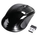 Hama AM-7300 RF Wireless Optical 1000DPI Black mice