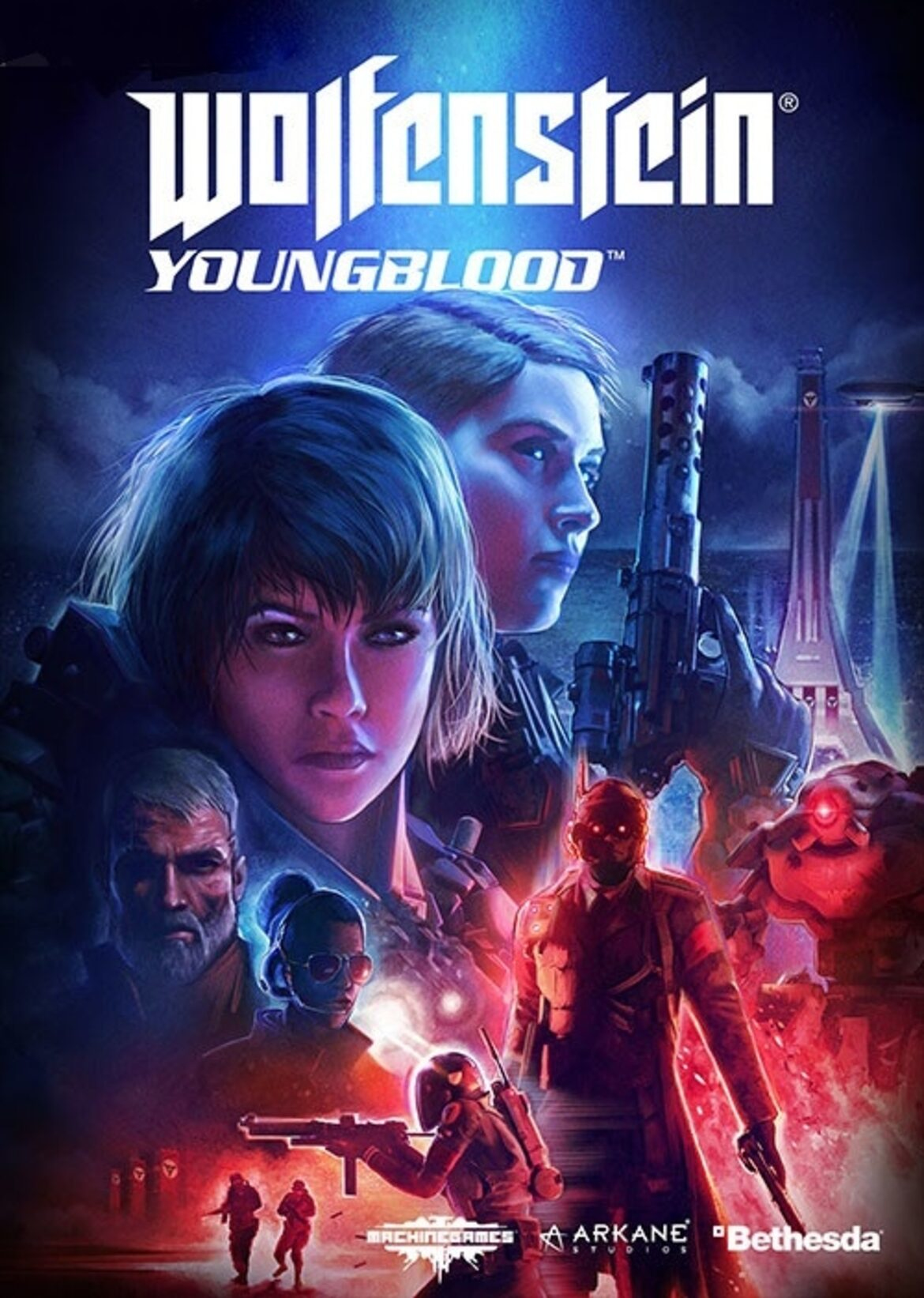 Nexway Wolfenstein: Youngblood Deluxe, PC vídeo juego De lujo Español