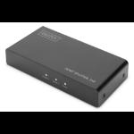 Digitus HDMI® Splitter, 1x2, 4K / 60 Hz with Downscaler