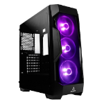 Antec DF500 RGB computer case Midi-Tower Black