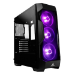 Antec DF500 RGB Midi-Tower Black computer case