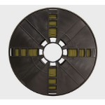MakerBot PLA, 1.75 mm, 0.9 Kg Polylactic acid (PLA) Green 900g
