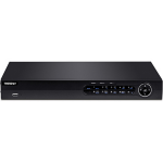 Trendnet TV-NVR2208 Black network video recorder