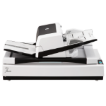 Fujitsu fi-6770 Flatbed & ADF scanner 600 x 600DPI A3 Black,White
