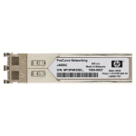 Hewlett Packard Enterprise X121 1G SFP LC SX Fiber optic 850nm 1000Mbit/s SFP network transceiver module