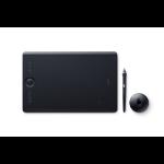 Wacom Intuos Pro M South graphic tablet Black 5080 lpi 224 x 148 mm USB/Bluetooth