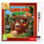 Nintendo Donkey Kong Country Returns 3D (3DS) Nintendo 3DS Basic English