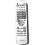 Panasonic AW-RM50G IR Wireless press buttons Silver remote control