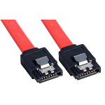 Lindy , 0.5m SATA cable Red