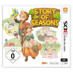 Nintendo Story of Seasons Basic Nintendo 3DS video game