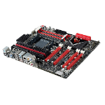 ASUS Crosshair V Formula-Z AMD 990FX Socket AM3+ ATX