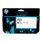 HP 728B 130-ml Matte Black DesignJet ink cartridge 1 pc(s) Original