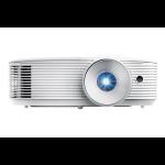 Optoma S343 data projector 3600 ANSI lumens DLP SVGA (800x600) 3D Desktop projector White