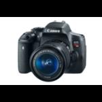 Canon EOS Rebel T6i + EF-S 18-55mm f/3.5-5.6 IS STM Kit SLR Camera Kit 24.2MP CMOS 6000 x 4000pixels Black