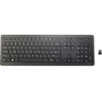 HP Z9N39AA keyboard RF Wireless Black