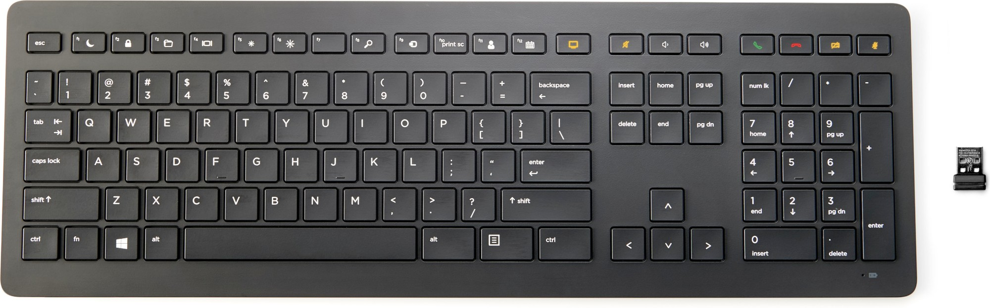Wireless Collaboration Keyboard Qwerty UK