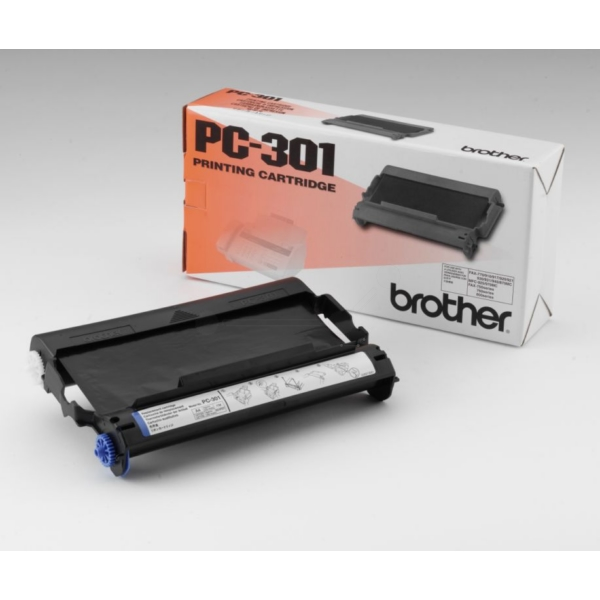 Brother PC-301 Thermal-transfer-roll, 235 pages, Pack qty 1