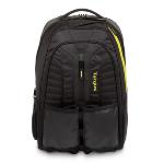 Targus TSB943EU backpack Polyurethane Black,Yellow