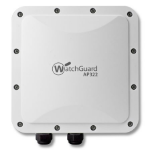 WatchGuard WGA3W701 WLAN access point 1300 Mbit/s Power over Ethernet (PoE) White