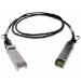 QNAP CAB-DAC15M-SFPP-DEC02 cable infiniBanc 1,5 m SFP+ Negro