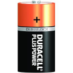 Duracell Plus Power D, 2 Pack Single-use battery Alkaline